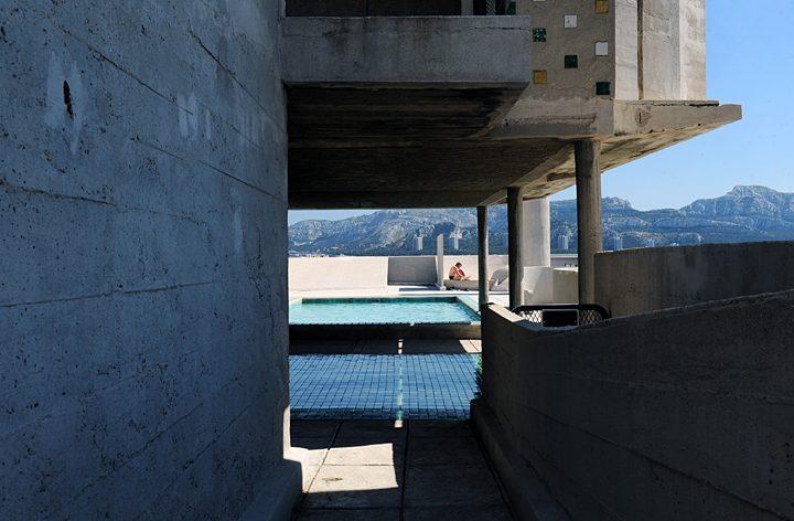 """Depuis le 17 juillet 2016, l'œuvre architecturale de Le Corbusier est inscrite sur la liste du patrimoine mondial de l'Unesco au titre de """"construction exceptionnelle au mouvement moderne"""". © Photos Didier Raux"""