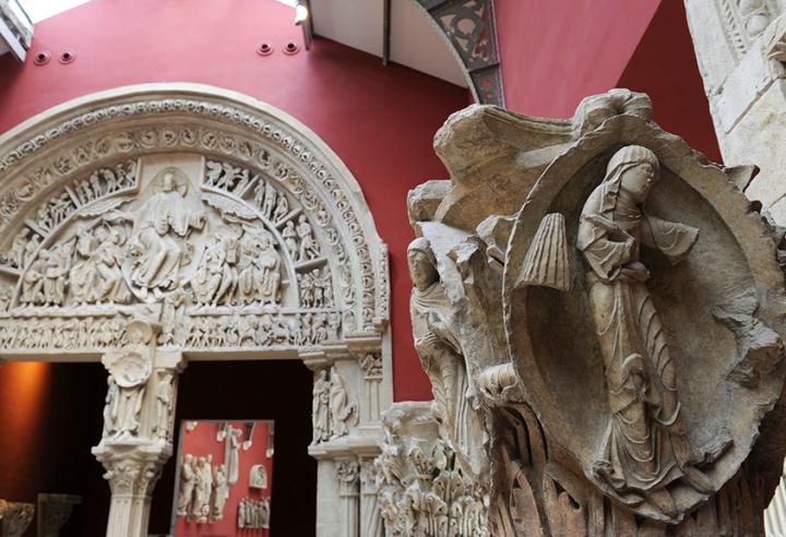 Installée dans l'aile gauche du Palais de Chaillot, dans le XVIe arr. à Paris, elle est entièrement consacrée à l'architecture d'hier et d'aujourd'hui. © Photos Didier Raux