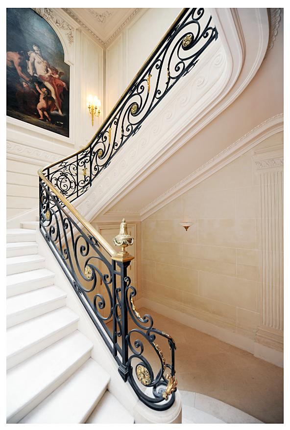 Hôtel particulier Paris 3