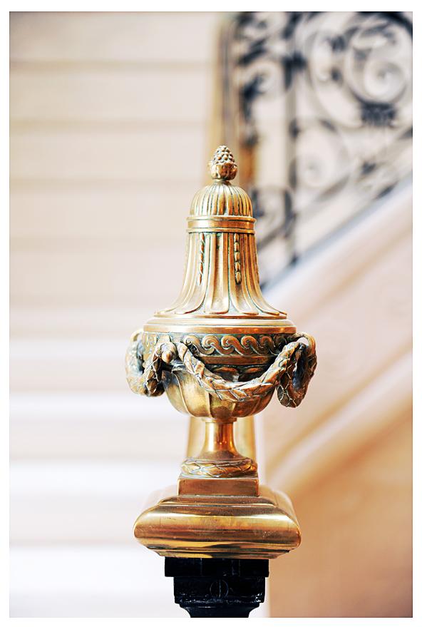 Hôtel particulier Paris 4
