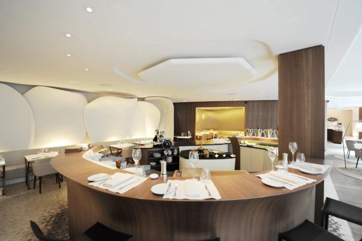 Restaurant Le Camélia © Didier Raux 9