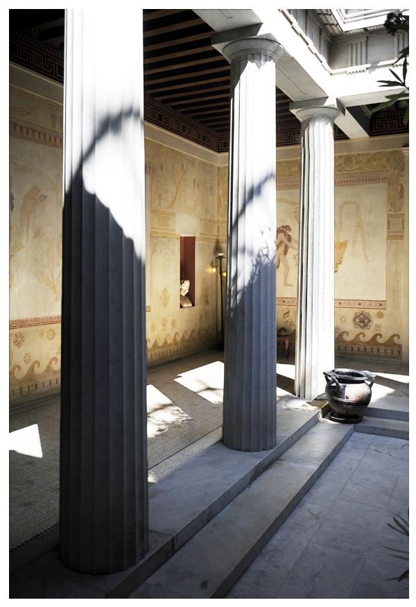 Villa Grecque Kérylos © D Raux 10