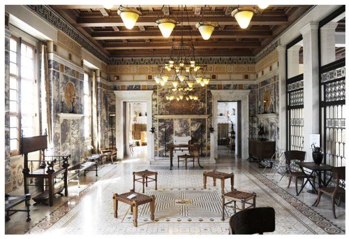 Villa Grecque Kérylos © D Raux 11