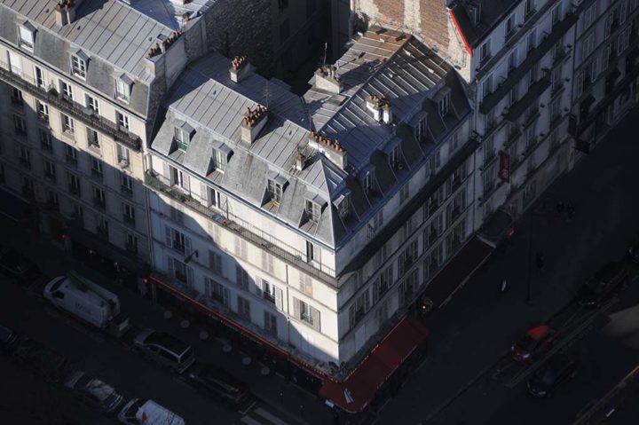 Les toits parisien © Didier Raux 1