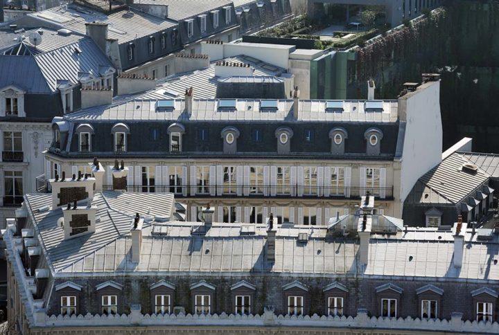 Les toits parisien © Didier Raux 10