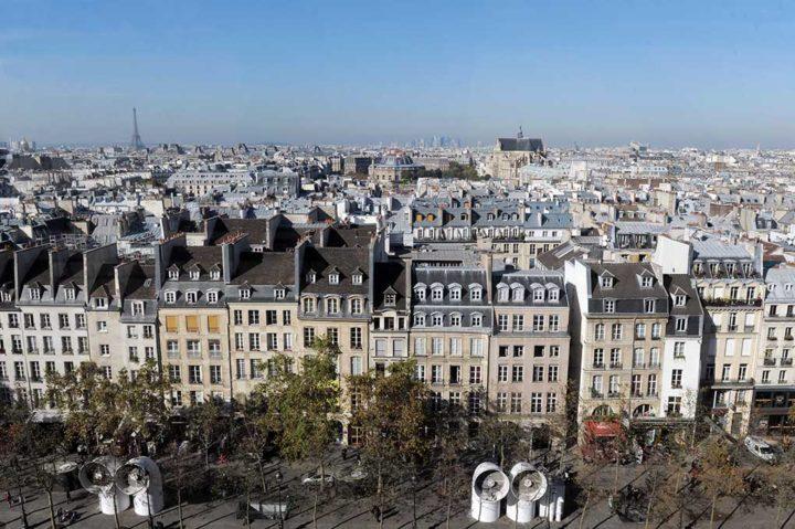 Les toits parisien © Didier Raux 12