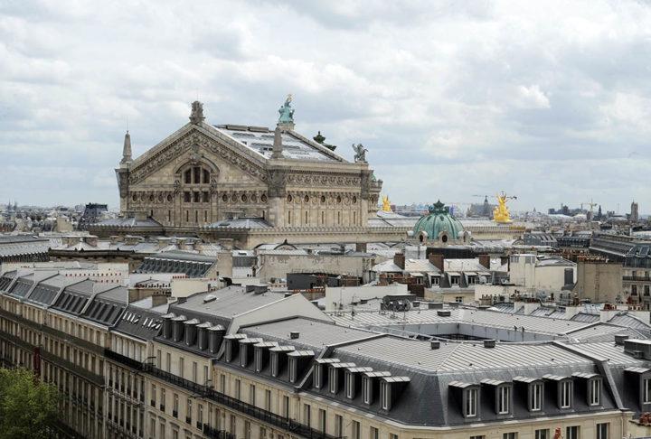 Les toits parisien © Didier Raux 14