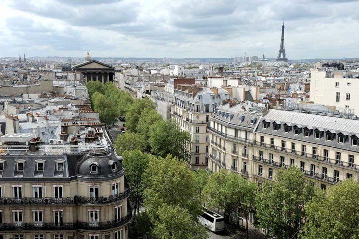 Les toits parisien © Didier Raux 15