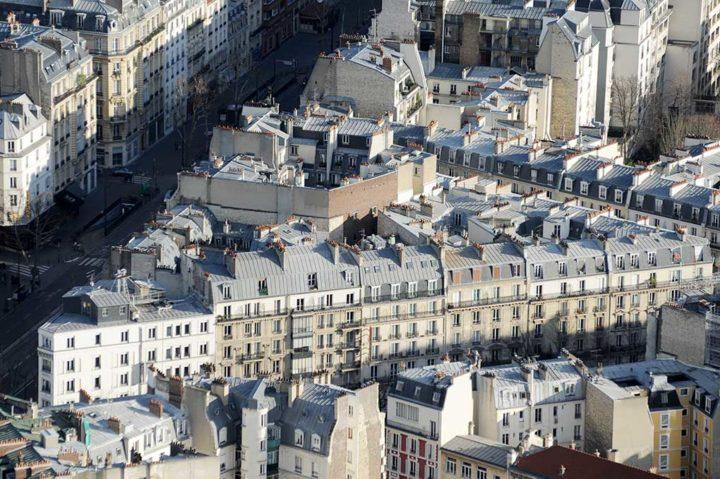 Les toits parisien © Didier Raux 2
