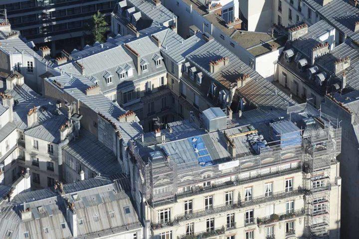 Les toits parisien © Didier Raux 3
