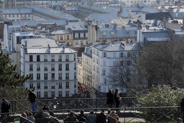 Les toits parisien © Didier Raux 6