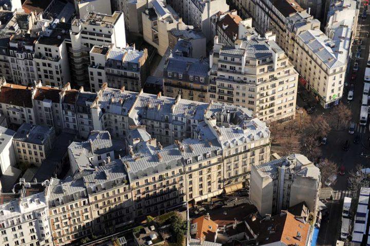 Les toits parisien © Didier Raux 9