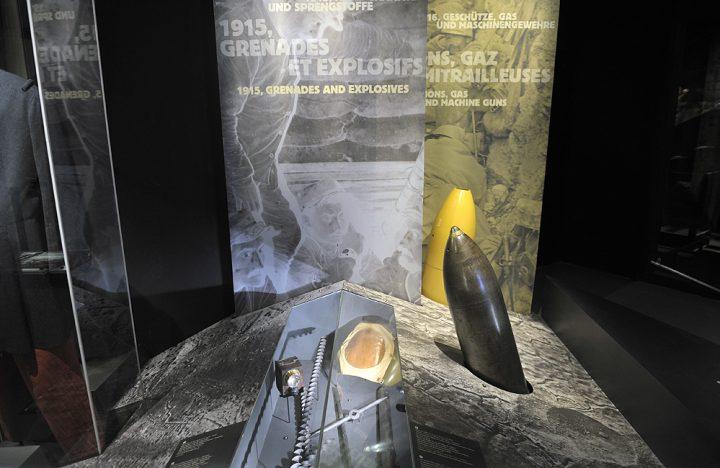 Le Mémorial de Verdun © Photo Didier Raux