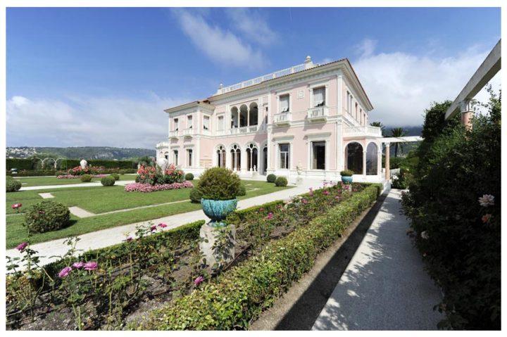 Villa jardins Ephrussi de Rothschild © D Raux 18