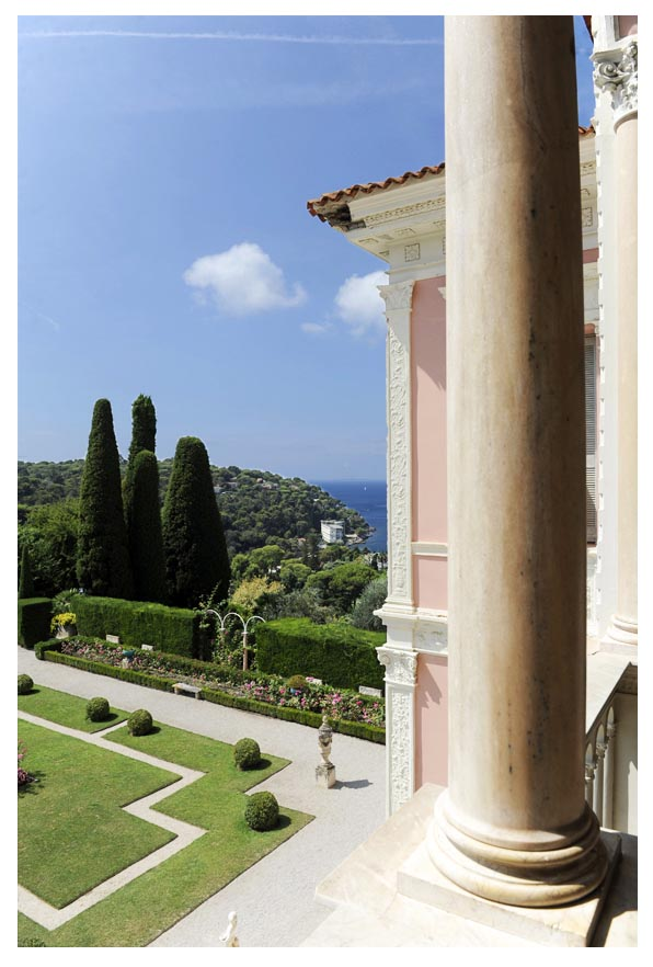 Villa jardins Ephrussi de Rothschild © D Raux 22