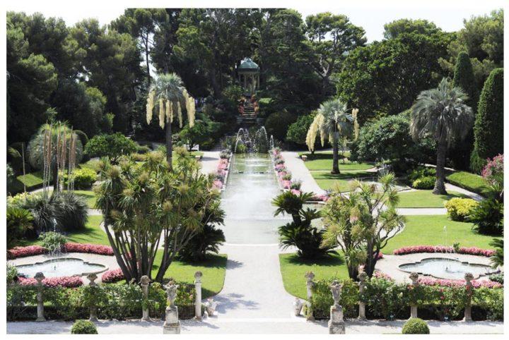 Villa jardins Ephrussi de Rothschild © D Raux 23