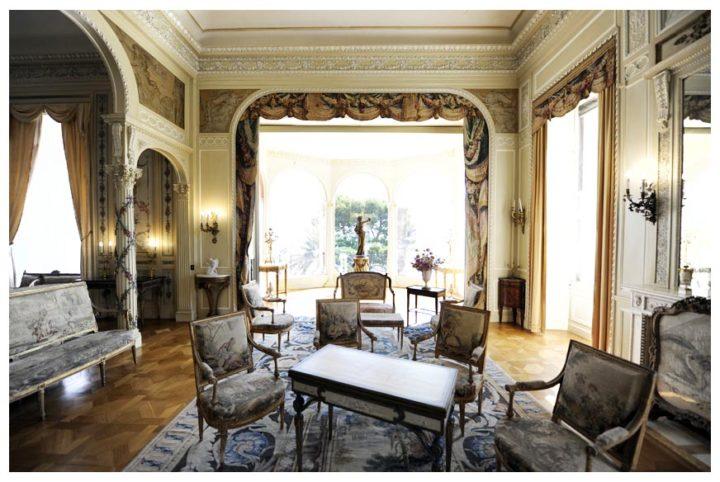 Villa jardins Ephrussi de Rothschild © D Raux 25