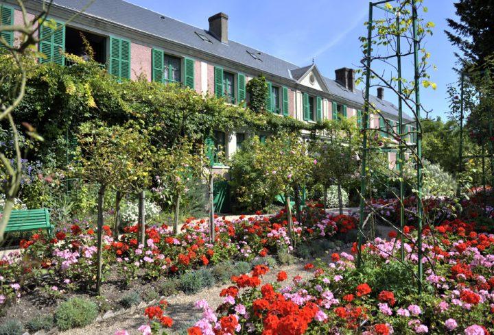 Maison Claude Monet à Giverny © Photos Didier Raux