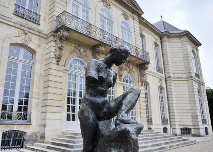 Le sculpteur, poursuivit avec opiniâtreté son projet de fonder un musée consacré à son œuvre. Son ambition était de donner à voir Rodin. © Photo Didier Raux