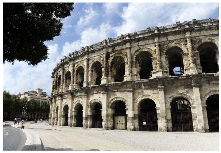 Les Arènes de Nîmes 2
