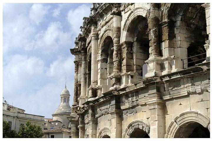 Les Arènes de Nîmes 4