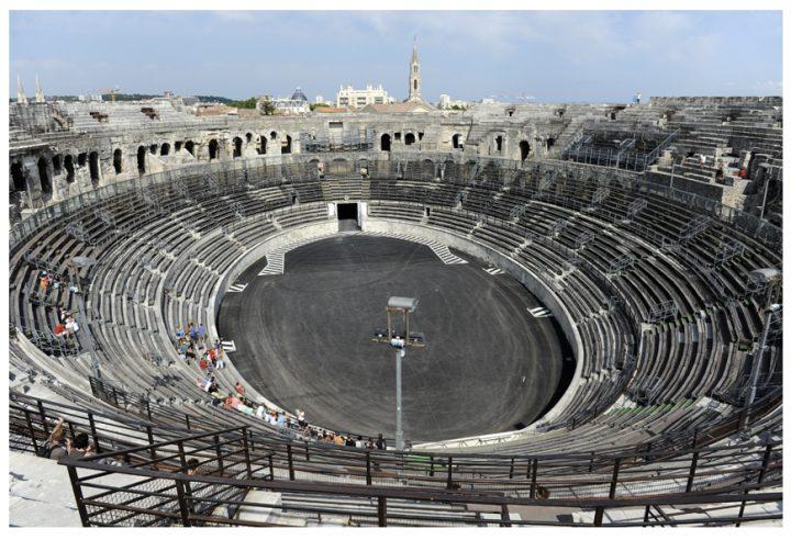 Les Arènes de Nîmes 5