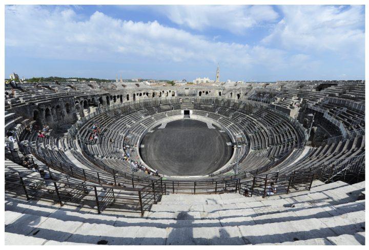 Les Arènes de Nîmes 6