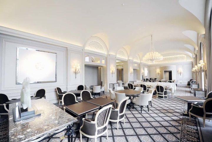 Hôtel Georges V 1