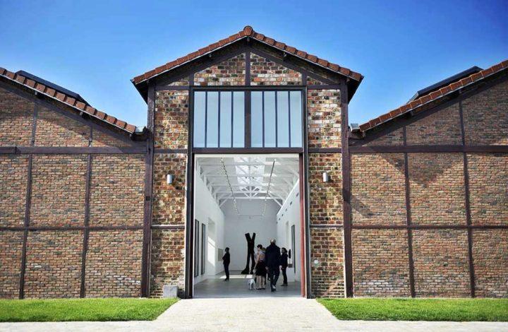 Galerie Thaddaeus Ropac Pantin © D Raux 1