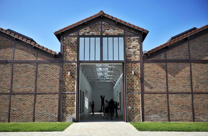 Galerie Thaddaeus Ropac à Pantin © Photo Didier Raux