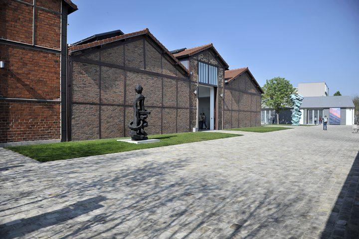 Galerie Thaddaeus Ropac Pantin 16