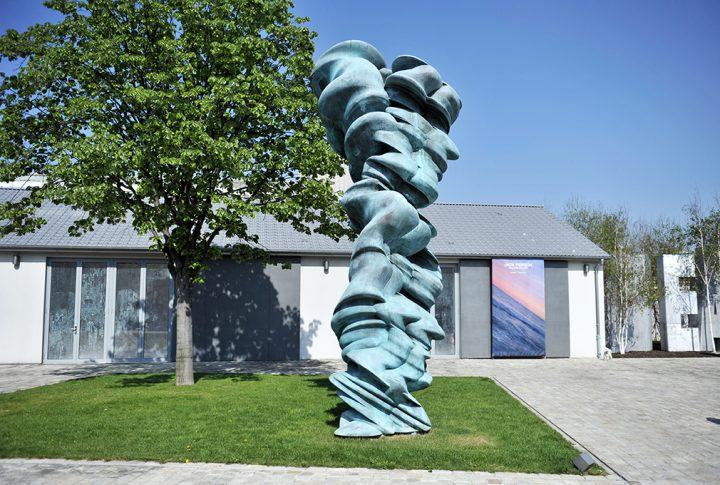Galerie Thaddaeus Ropac Pantin 2