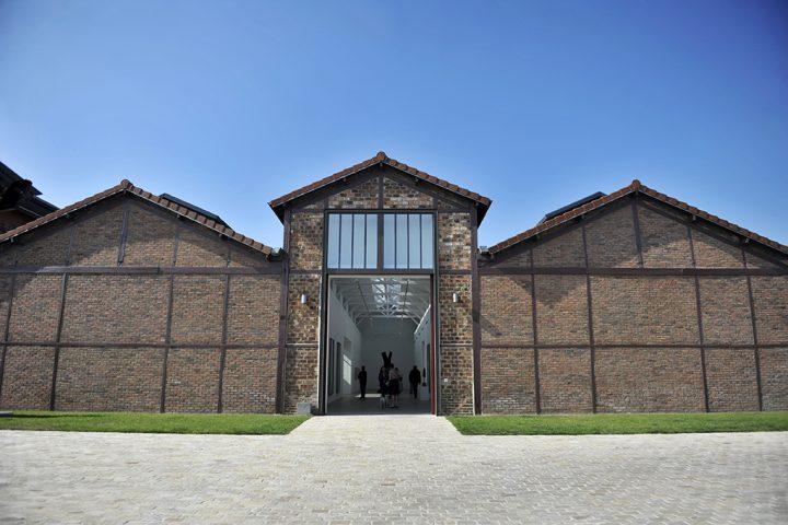 Galerie Thaddaeus Ropac Pantin 3