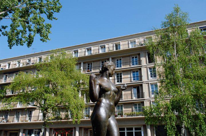 Le Havre centre ville Unesco 20