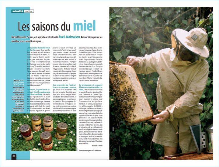 Les saisons du miel © Didier Raux