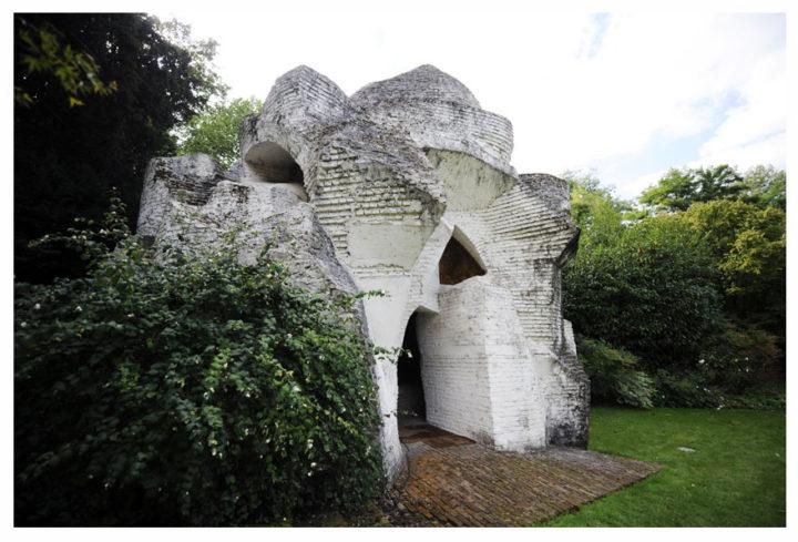Sculptures habitacles André Bloc 13