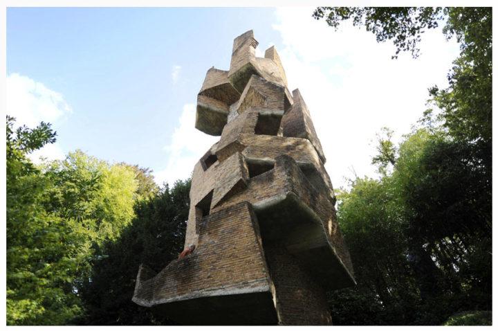 Sculptures habitacles André Bloc 16