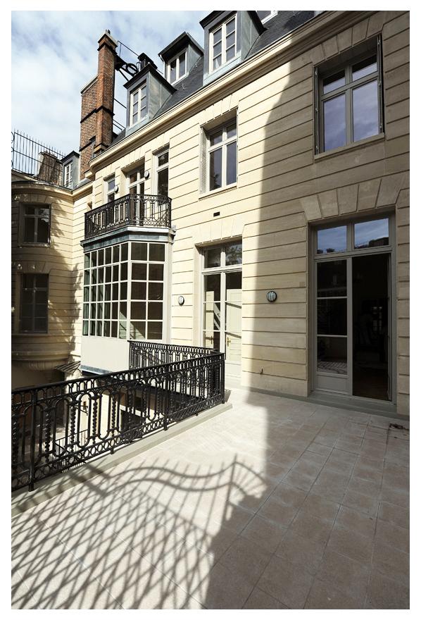 Hôtel particulier Paris 12