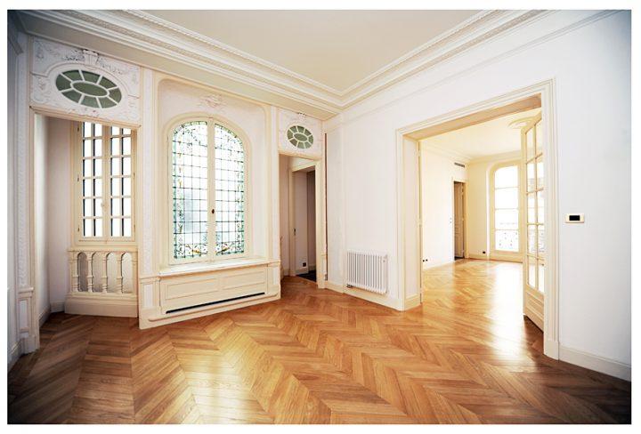 Hôtel particulier Paris 17