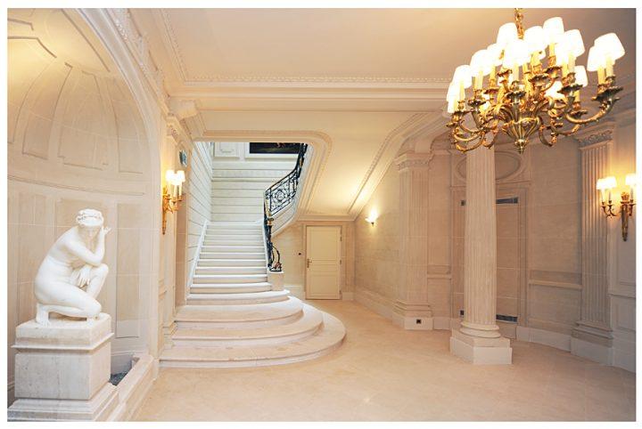 Hôtel particulier Paris 6