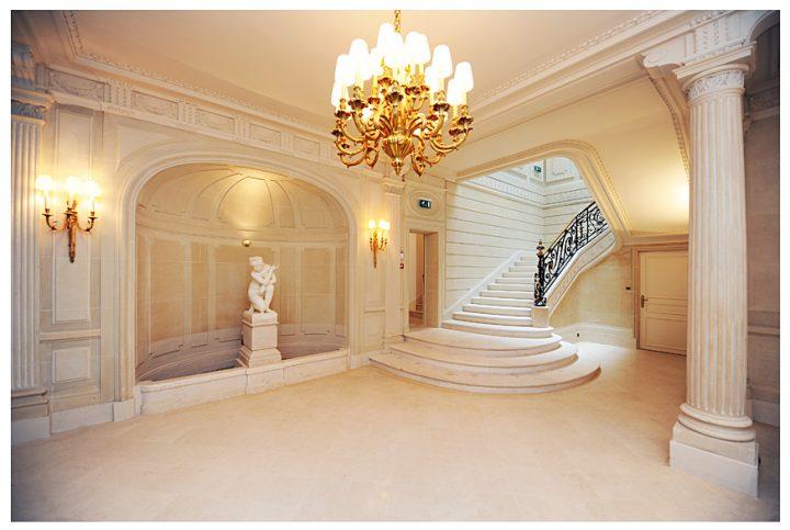 Hôtel particulier Paris 7