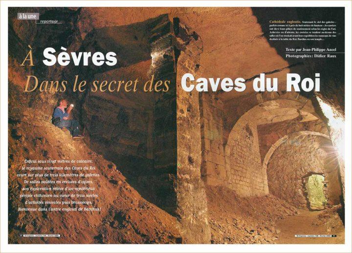 Cave du Roi A