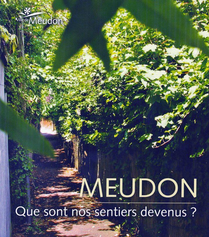 N°9 livre Sentier Meudon