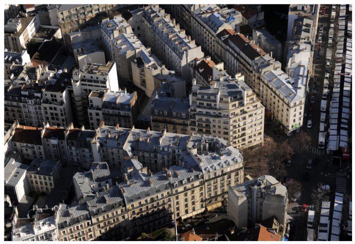 Paris vu d'en haut. 1