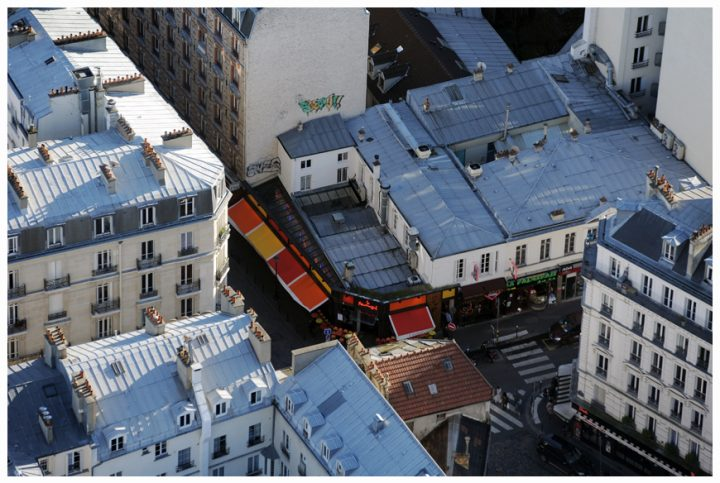 Paris vu d'en haut. 19