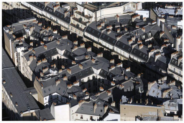 Paris vu d'en haut. 22