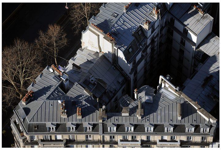 Paris vu d'en haut. 25