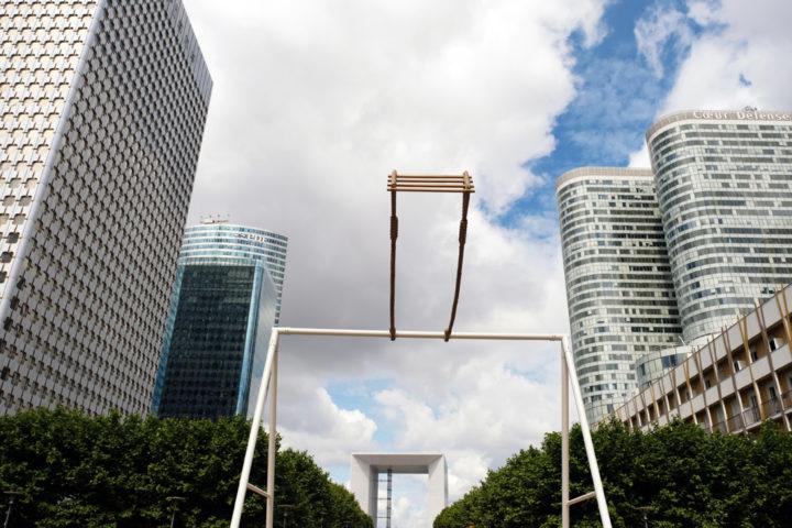 Parcours artistique 2019 La Défense © D Raux 2