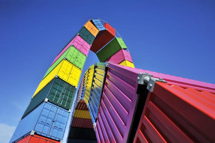 Parcours d'art contemporain Le Havre Les Containers 6