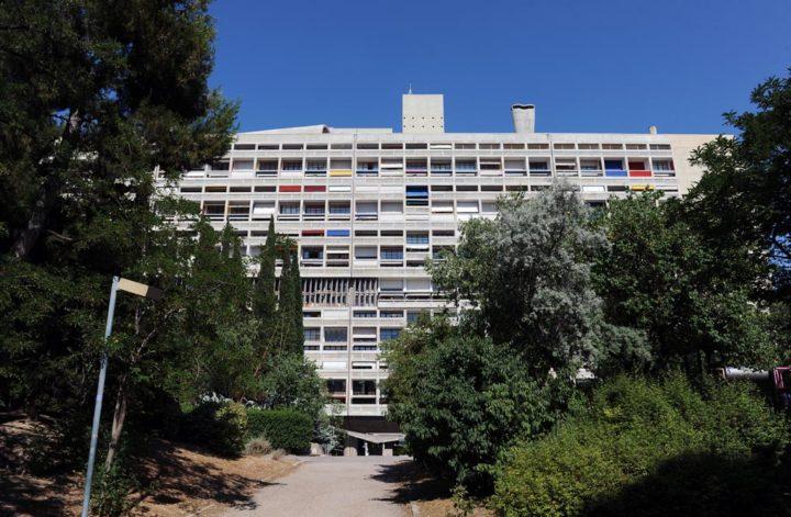 © D.Raux - La Cité Radieuse 14